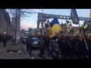 Марш защитников нации по улицам Днепра