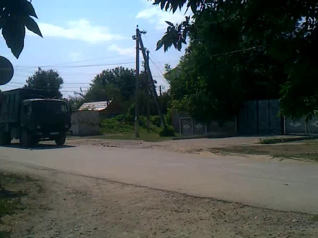 КамАЗ 55102 Зерновоз (Перед на Евро-ступицах)