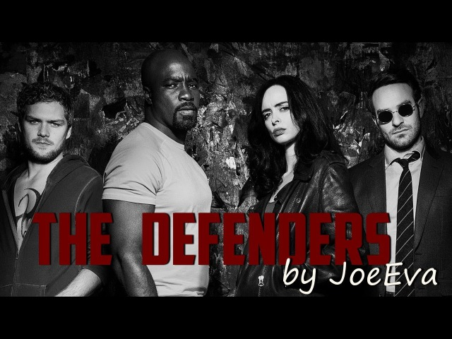 The Defenders for SlashCon 2017