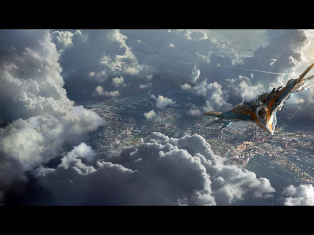 Стражи Галактики / Guardians of the Galaxy (2014) (Озвученный трейлер)