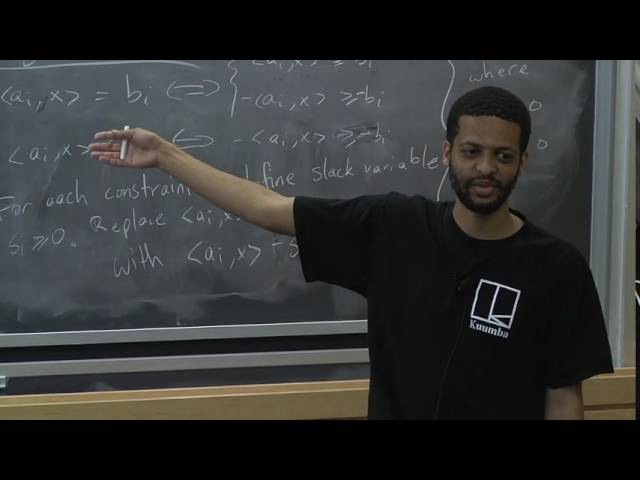 Advanced Algorithms (COMPSCI 224), Lecture 15