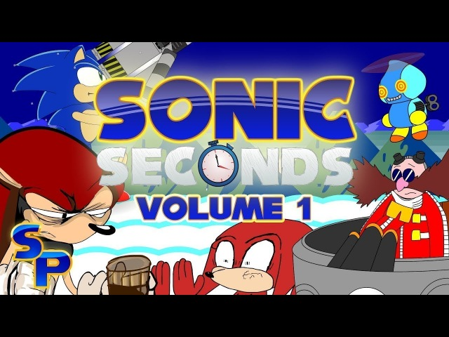 Sonic Seconds: Volume 1 [Русский дубляж]