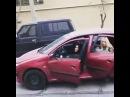 Баба за рулем