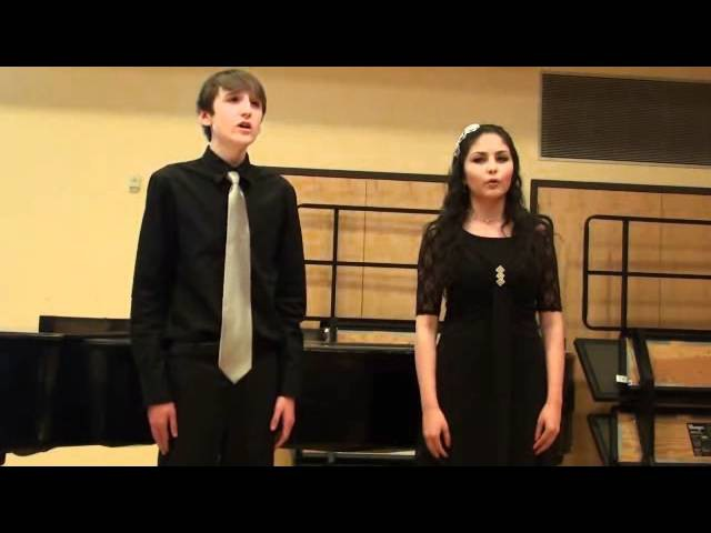 Panis Angelicus, Kyle Brittanys Duet WVHS