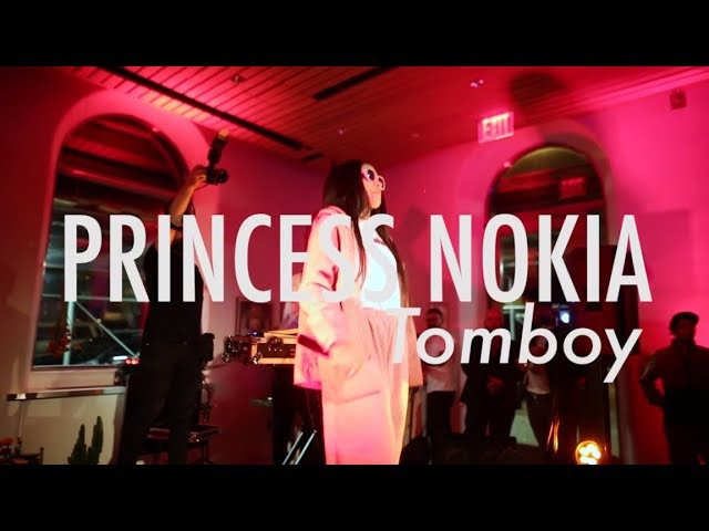 Princess Nokia - Tomboy (live from el Museo del Barrio
