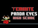 Teminite Panda Eyes - Highscore (Drum Cover) -- The8BitDrummer
