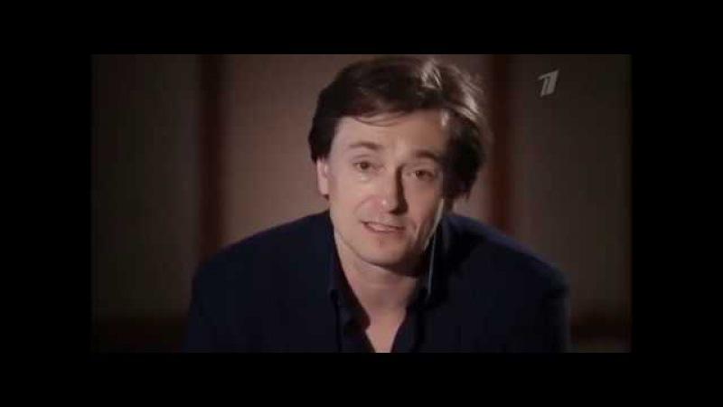 Сергей Безруков читает стихотворение Эльдара Рязанова