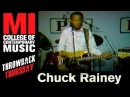 Chuck Rainey Throwback Thursday From the MI Library