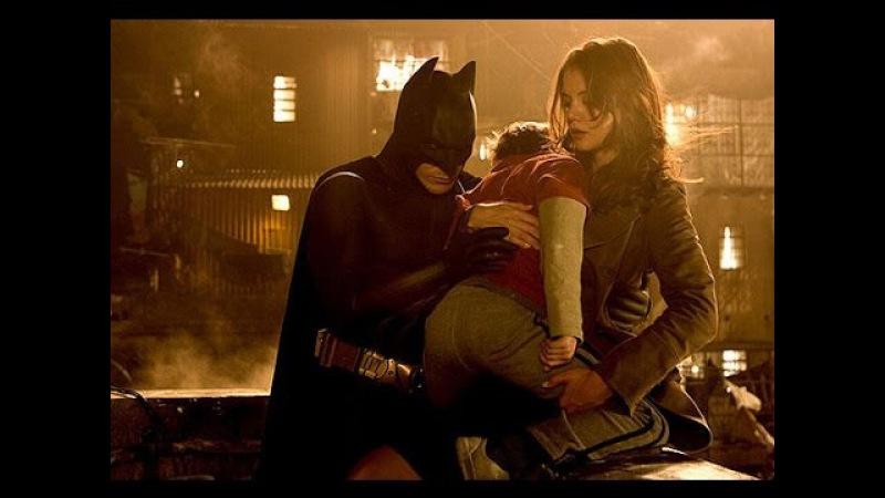 Бэтмен Начало 2005  русский трейлер