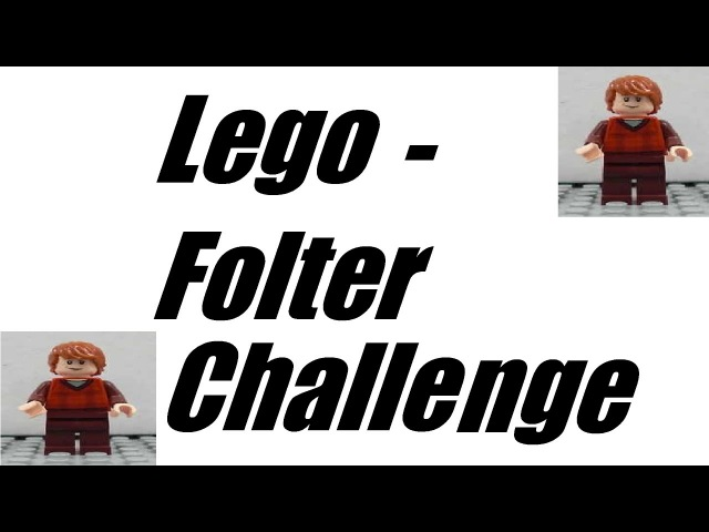Lego - Folter Challenge 140 - Abo Special Teil 2/2/ Black Candle