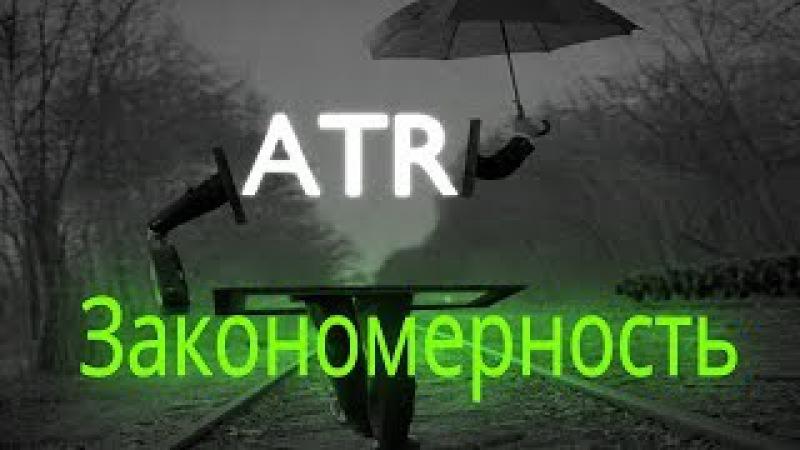 Супер стратегия по ATR и формула расчета Мартингейла.