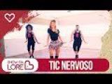 Tic Nervoso - Harmonia do Samba feat. Anitta - Lore Improta Coreografia