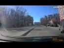 Соблюдение скоростного режима и быстрые ноги залог безопасности Гагарина Калининград 19 03 18