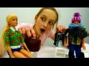 Видео про кукол - Барби и Кен собираются на море