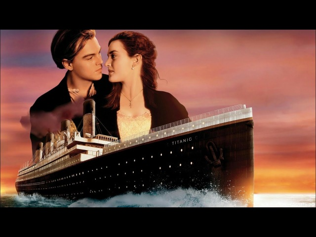 Celine Dion- my heart will go on - remix Titanic film soundtrack