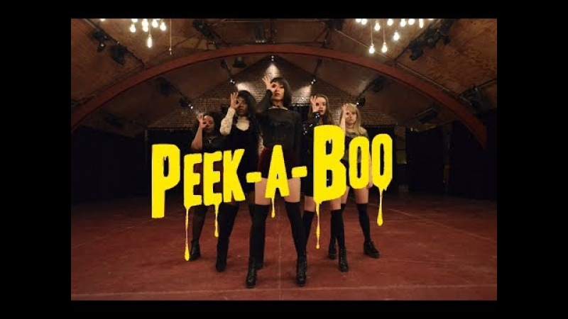 Red Velvet 레드벨벳 '피카부 (Peek-A-Boo)' - Dance cover by Move Nation