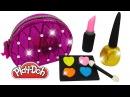 Пластилин Плей До Лепим Косметику. Поделки из пластилина Play Doh. Видео для детей