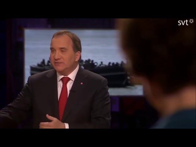 Tino Sanandaji Visar Stefan Löfven Var Skåpet Ska Stå