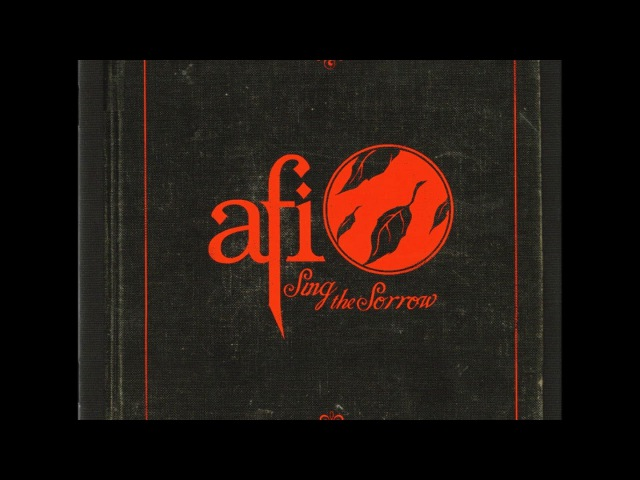 AFI - Sing the Sorrow [UK Edition] (Full Album)