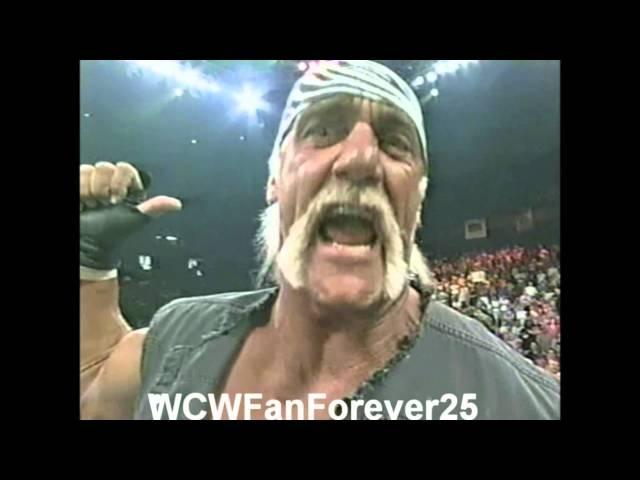 WCW Hulk Hogan 2nd Theme(with Custom Tron Fu New Blood Version)