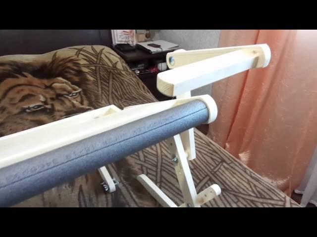 Универсальный напольно диванный станок для алмазной вышивки (выкладки) Ani7imoV