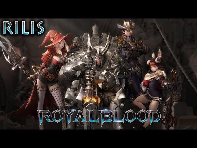Udah Rilis? OMG! | ROYALBLOOD [KR] Android Action-RPG (Indonesia)