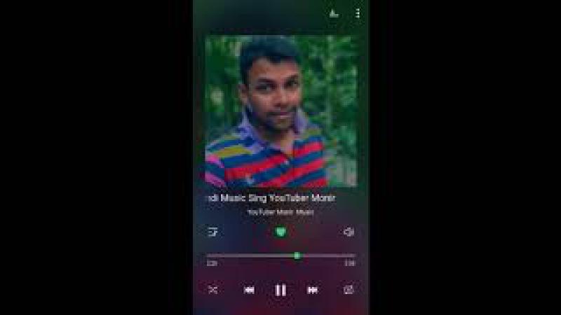 Aye Mere Humsafar Hindi Music Sing YouTuber Monir Video 2018