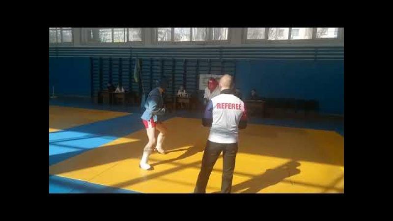 Марат Каламахунов комбат дзю дзюцу
