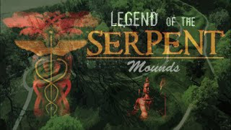 Native American Chief tells the secrets of the Ancient Serpent Mounds