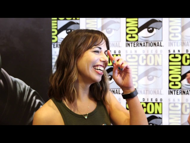 Injustice 2 - Laura Bailey Interview at San Diego Comic Con