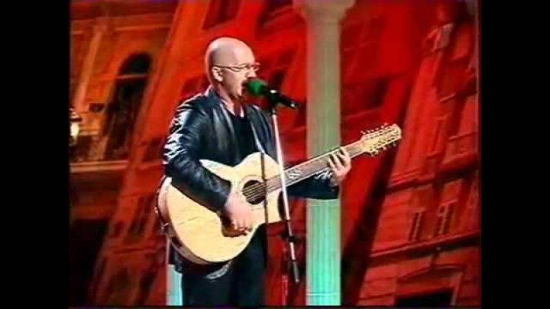 Сергей Бурунов-БР в Одессе - А.Розенбаум. АУ