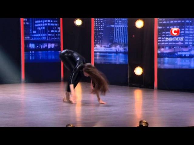 Марина Мазепа - Танцуют все 7 - Кастинг в Харькове - 03.10.2014