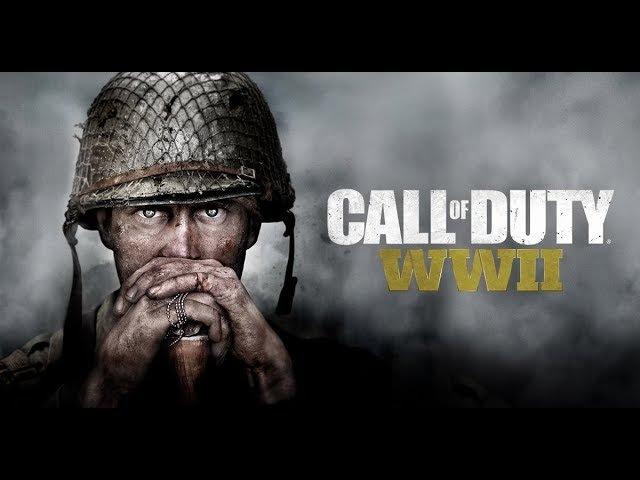 Kaleo - Way Down We Go CoD WWII\\   [Music Video] by DallaS