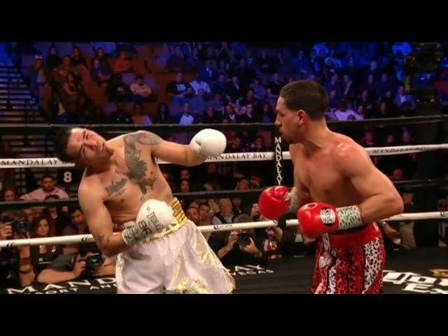 Дэнни Гарсия Брэндон Риос Danny Garcia vs Brandon Rios FULL FIGHT