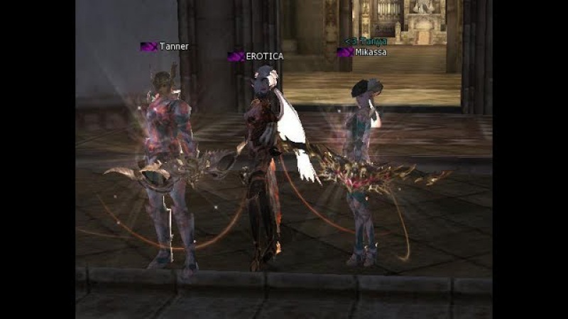 LINEAGE 2 HIGH FIVE - SILVER RANGER / MOONLIGHT SENTINEL - OLYMPIAD FIGHTS