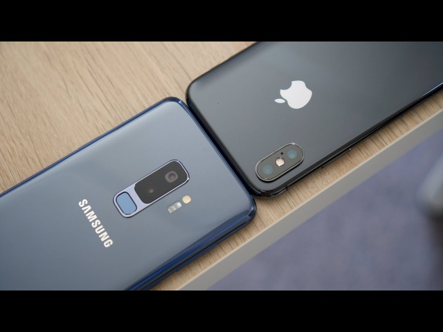 Samsung Galaxy S9 vs iPhone X Camera Comparison (Which Is Better?)