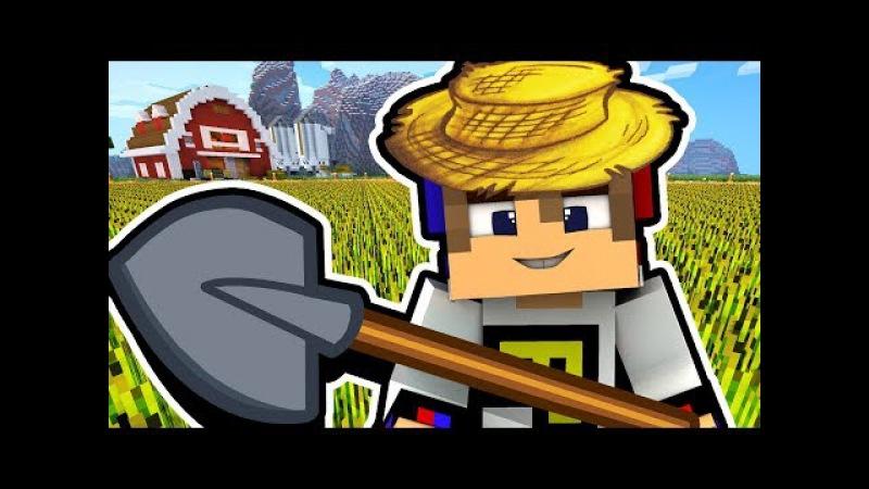 Майнкрафт Выживание ЕвгенБро Фермер Майнкрафт 2017 Minecraft для детей мультик игра