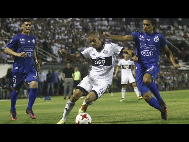 Olimpia vs Sol de América 3-3 RESUMEN GOLES Torneo Apertura 2018 - Fecha 8