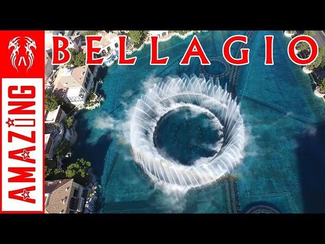 AMAZING ► ✴ WORLD'S BEST FOUNTAINS SHOWS ✴ ''BELLAGIO FOUNTAIN'' LAS VEGAS