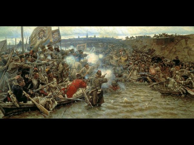 Казачья вера-Ратные дела(Александр и Кристина Шульгины(Прус)