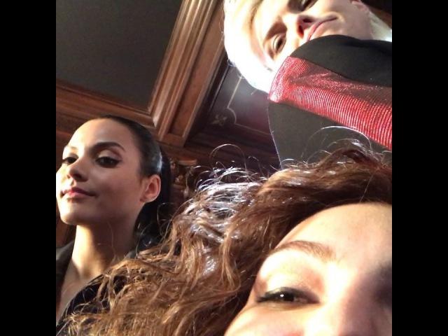 "Camren Bicondova on Instagram: ""my girls ❤️ __ @iamjessicalucas @erinrrichards"""