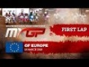 GoPro lap with Davy Pootjes MXGP of EUROPE VALKENSWAARD 2018 motocross