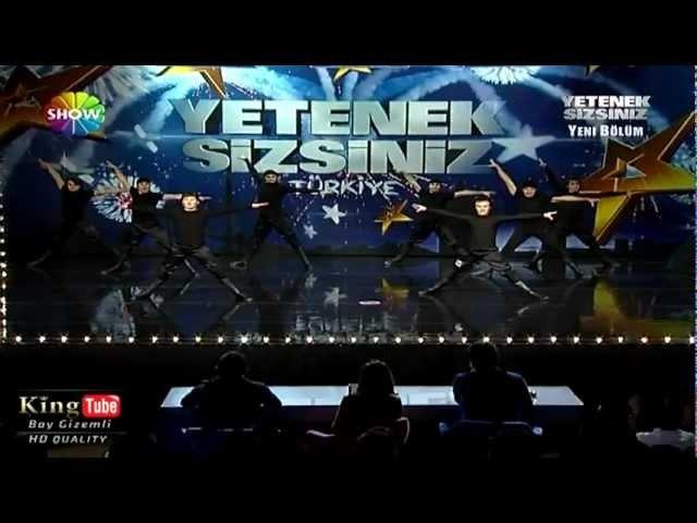 Turkeys Got Talent -- kafkas dans grubu Lazika GÜRCÜLER