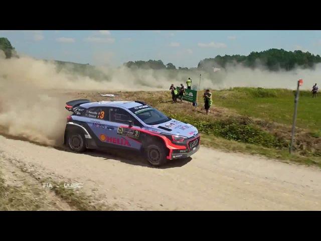 WRC 2016 - DJI Aerial Clip Orlen 74th Rally Poland