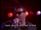 George Michael - Killer Papa was a rolling stone Live in Brazil 1991