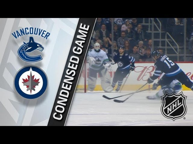 Vancouver Canucks vs Winnipeg Jets December 11, 2017 HIGHLIGHTS HD