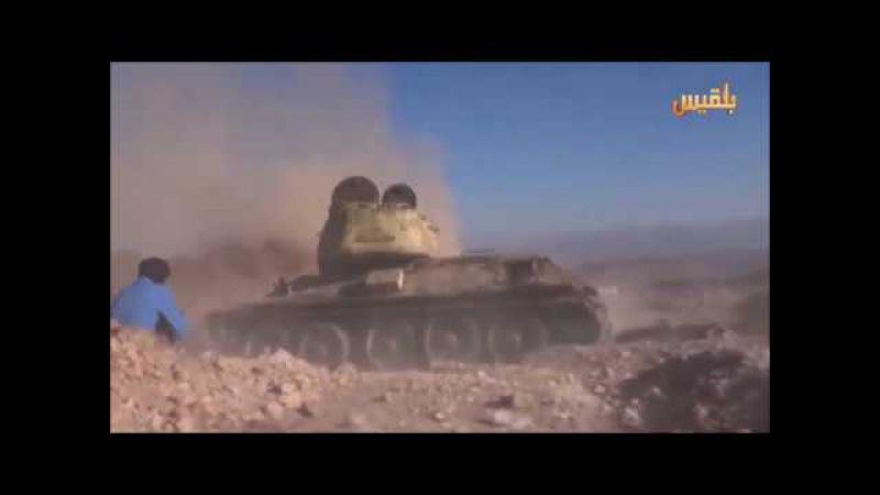 T-34-85 on the battlefield in Yemen, all sightings so far