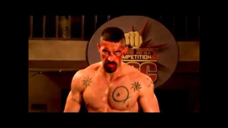 Scott Adkins Yuri Boyka(New Divide-Linkin Park) El Peleador Mas Completo