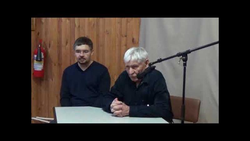 Встреча с очевидцем Великой Отечественной войны Ю.И.Шалаевым