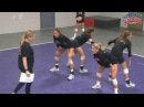 Inside Out Passing Volleyball Drill from Anne Kordes